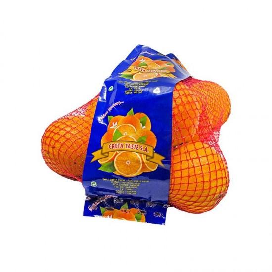 Πορτοκάλια Βαλέντσια Λακωνίας 1Kgr ~ 6τμχ (Για χυμό)