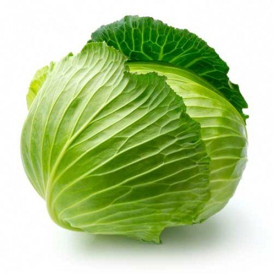 Λάχανο Άσπρο Ευβοίας ~1Kgt