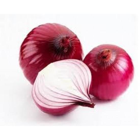 Κρεμμύδια Λακωνίας Κόκκινα 1Kgr